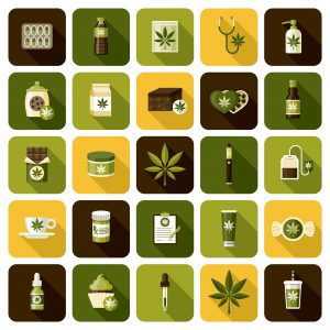 Many ways to consume cannabis, but little guidance for patients